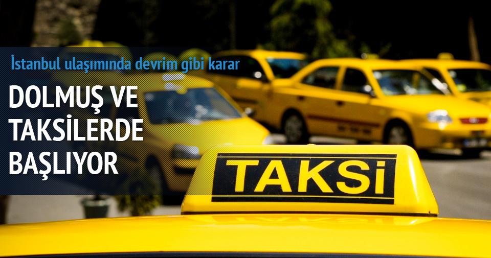 İstanbul ulaşımında devrim gibi karar