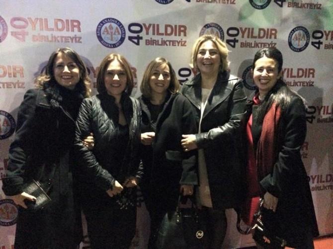 Adana Anadolu Lisesi Mezunları İstanbul'da Buluştu