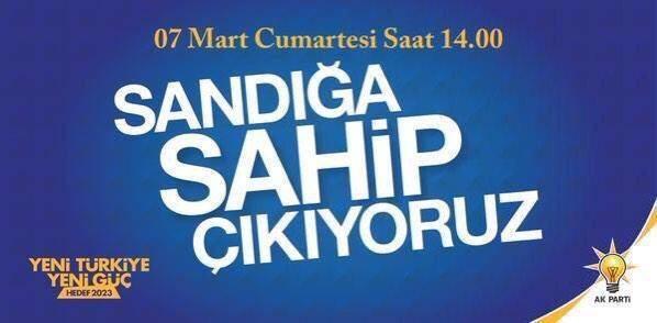 Kütahya AK Parti'de 'Sandığa Sahip Çıkıyoruz' Toplantısı