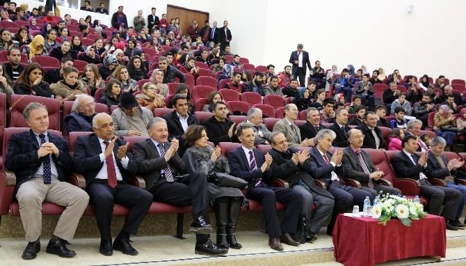 Ardahanlı SES Sanatçısı ARÜ'de Konser Verdi