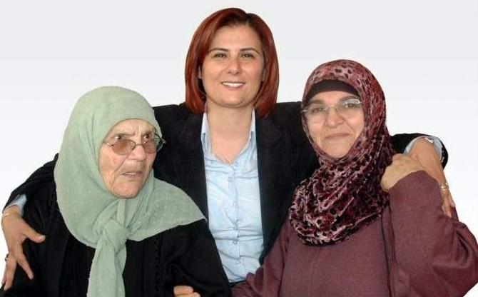 """Çerçioğlu: """"Kadınlara Yönelik Projeleri Sürdüreceğiz"""""""