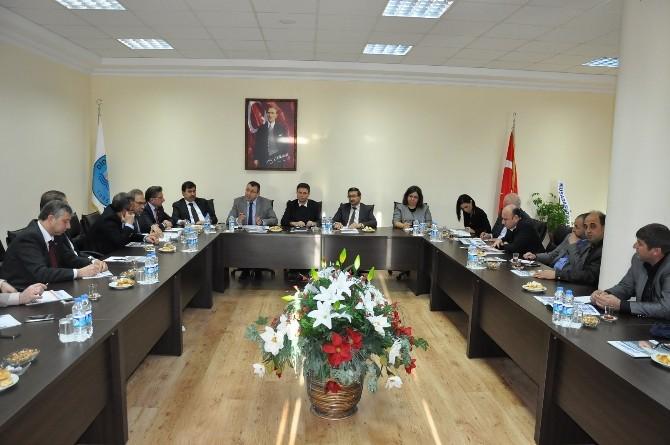 Aydın İli Oda Ve Borsaları Güçbirliği Toplantısı Didim'de Yapıldı