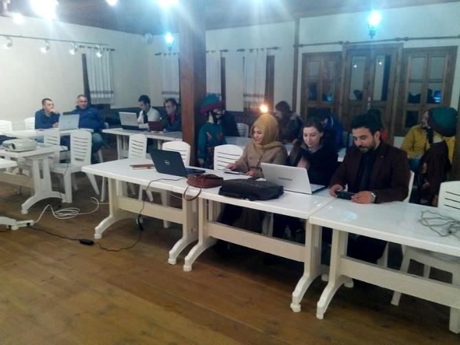 Osmaneli Sürekli Eğitim Merkezinde Eğitim Programları Devam Ediyor