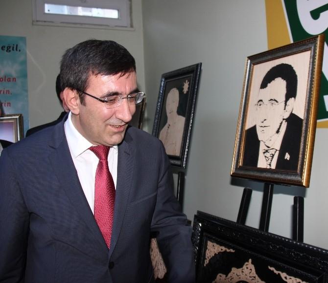 Kalkınma Bakanı Cevdet Yılmaz Bingöl'de