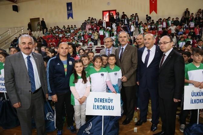 Mudanya'da Spor Coşkusu
