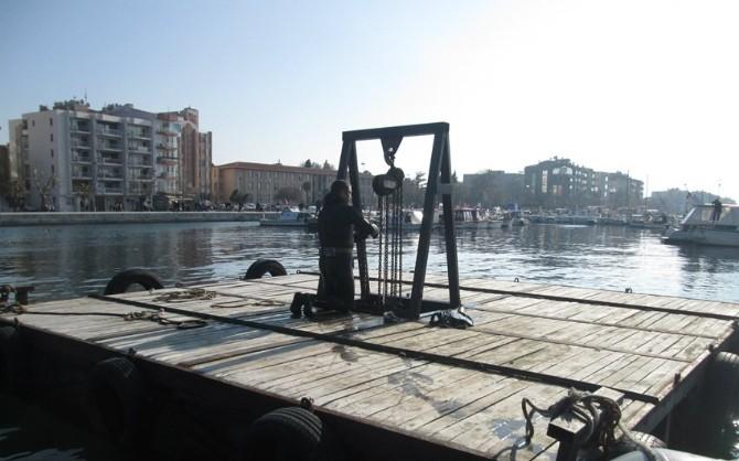 Yat Limanı'nda Güvenlik Önemleri Arttırıldı