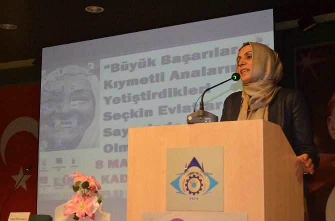 ETSO'da Dünya Kadınlar Günü Münasebetiyle Panel Düzenlendi