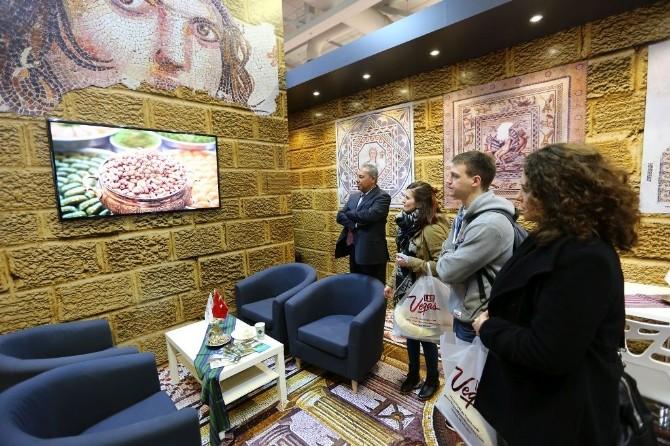 Turizmciler Gaziantep'e Hayran Kaldılar