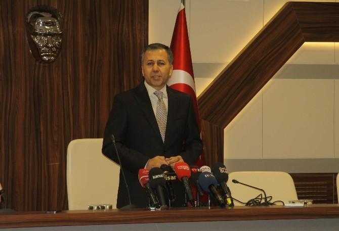 Gaziantep'in Yeni Valisi Basınla Buluştu