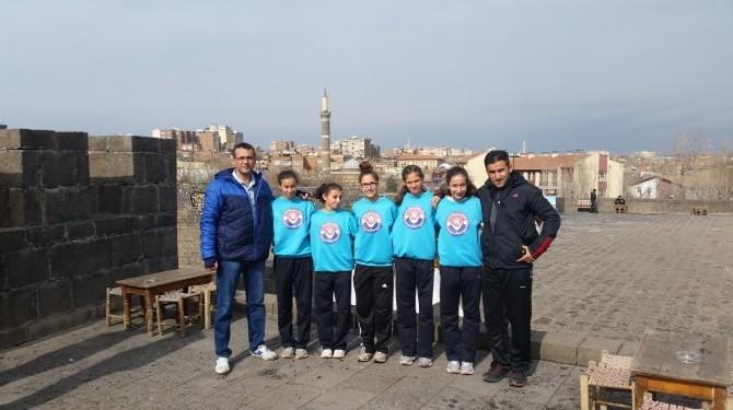 Türkiye Kros Şampiyonası'nda 8. Oldular