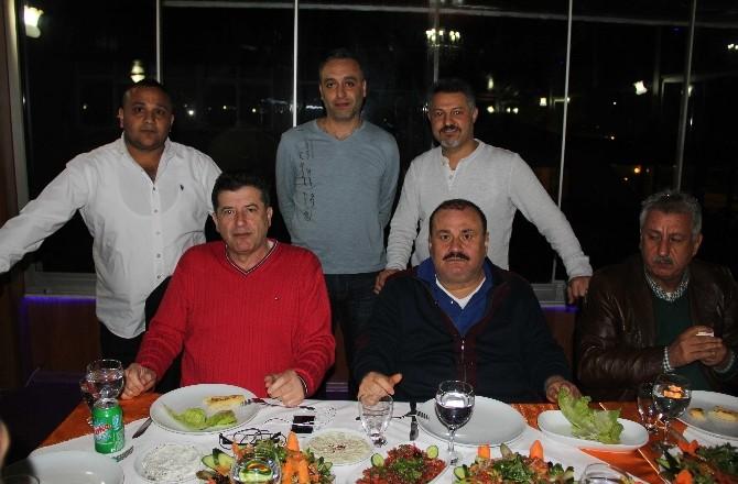 Adanaspor'a Moral Yemeği