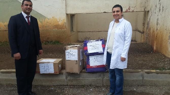 İstanbul'dan Hakkari'ye Anlamlı Yardım