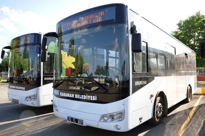 8 Mart'ta Belediye Otobüsleri Kadınlara Ücretsiz
