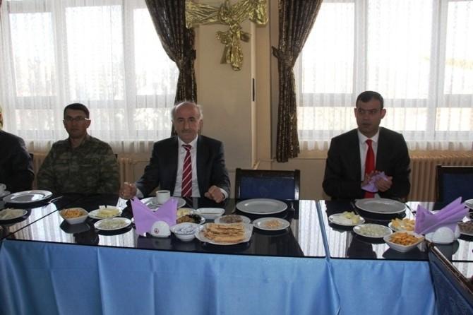 Kurum Müdürleri İstişare Toplantısı Yapıldı