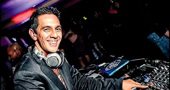 Latin DJ ile tango gecesi