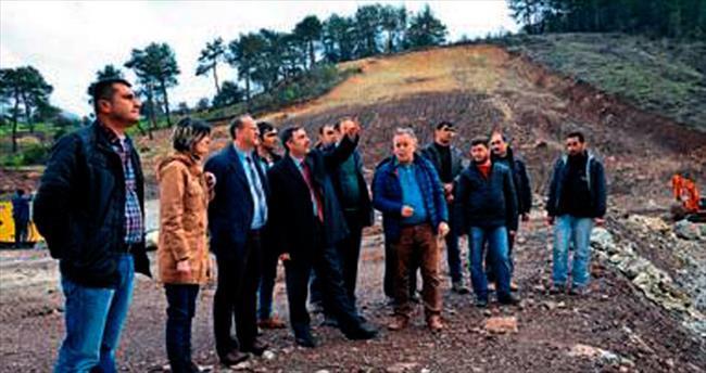 DSİ Adrasan'a önem veriyor