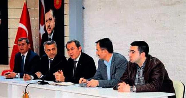 AK Parti Denizli'de beş vekil hedefliyor