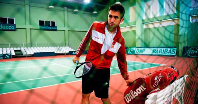 Davis Cup'ta Marsel farkı