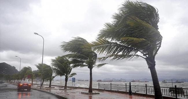 Bu bölgelere kuvvetli fırtına uyarısı