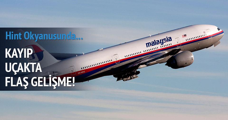 Kayıp Malezya uçağı Hint okyanusunda