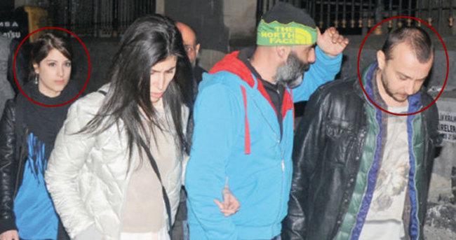 Hazal Kaya-Ali Atay çifti barıştı