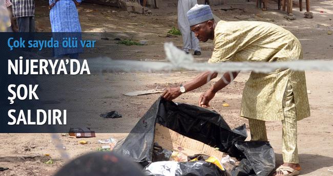 Nijerya'da şok saldırı: En az 54 ölü