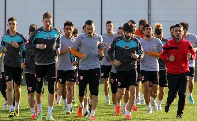 Adanaspor, Derbi Hazırlıklarını Tamamladı