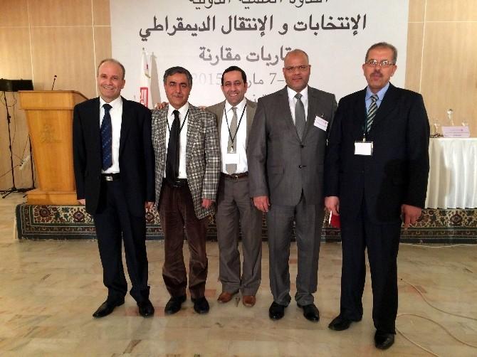 Prof. Dr. Hacı Duran Tunus'ta Konferans Verdi