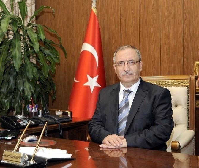 Bilecik Valisi Ahmet Hamdi Nayir: