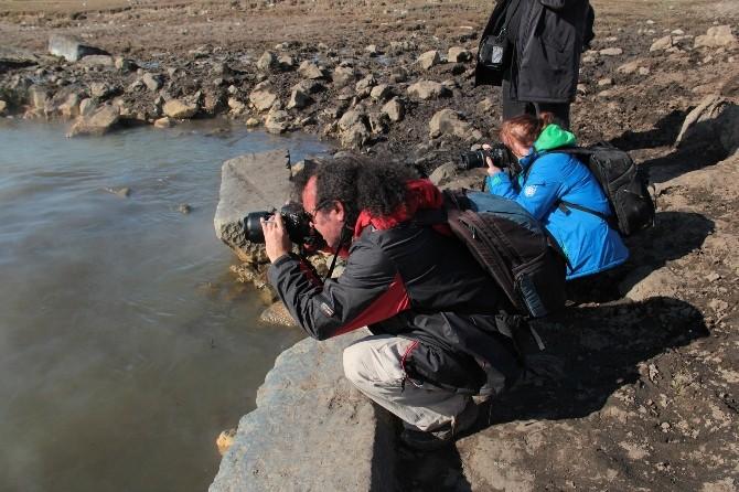 Ahlat'ta Fotoğraf Etkinliği Başladı