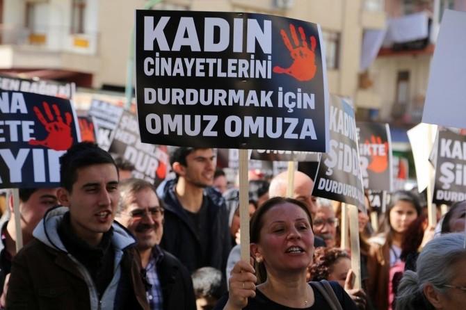 """Gelibolu'da """"Kadına Şiddete Hayır"""" Yüyrüyüşü Düzenlenecek"""