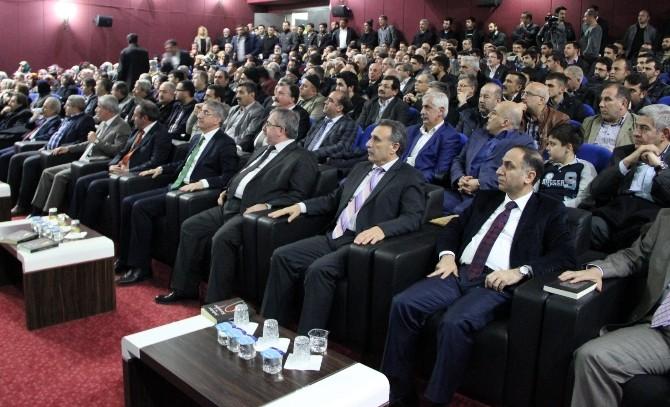 Elazığ'da 'Aziz Şehrin Aziz Şahsiyetleri' Programı