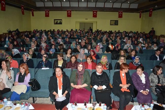 AGİK'ten Kadınlar Günü Programı