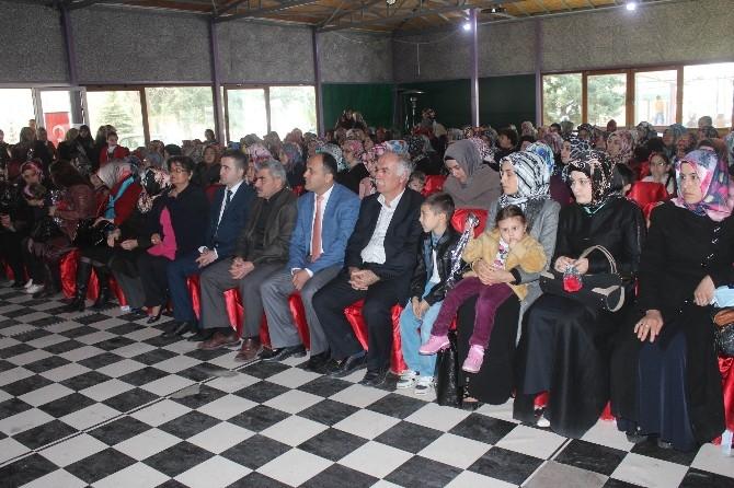 Beyşehir'de Dünya Kadınlar Günü Kutlandı