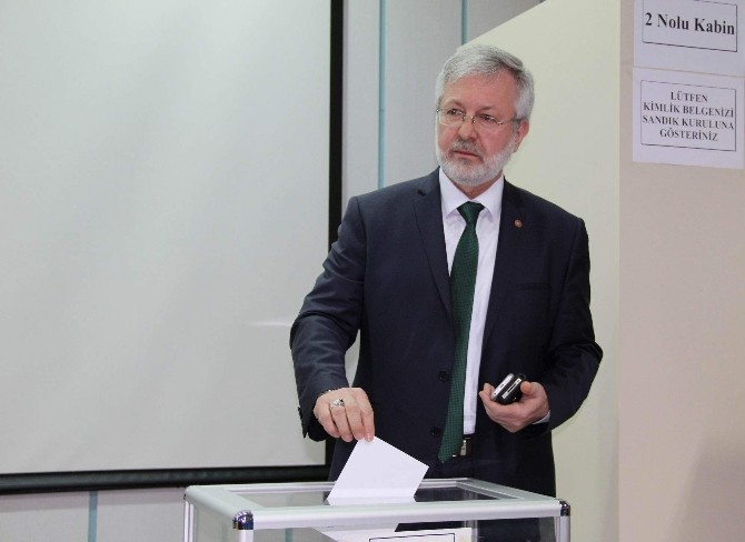 Bursa'nın Tüm Dokusunu Yansıtan Yeni Bir Üniversite En Büyük Hedefim