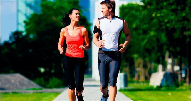 Hem beden hem ruh sağlığı için yürüyün