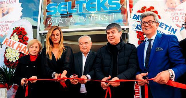 Dünya markası Antalya'da