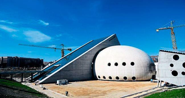 Yeni CSO salonu gelecek yıl açılacak