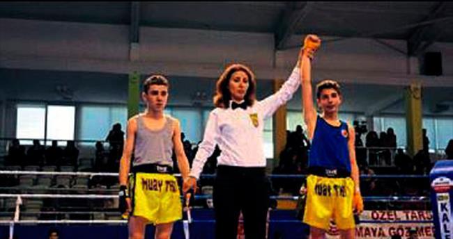 Tarsus'ta Akdeniz Bölge Şampiyonası