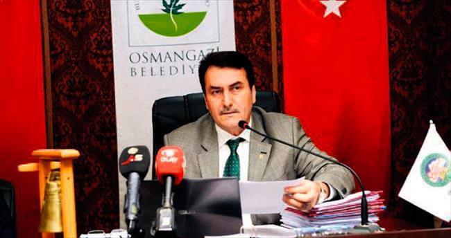 Osmangazi Belediyesi Nilüfer'e dava açacak