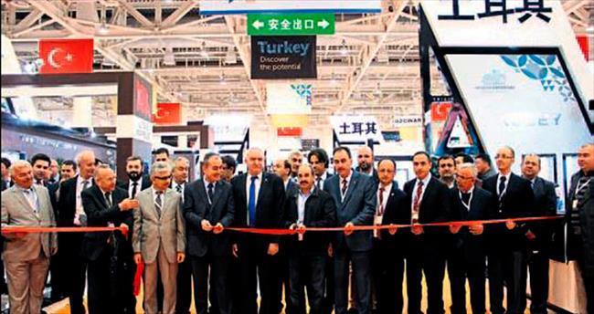 Çin'in mermerini Türkiye gönderiyor