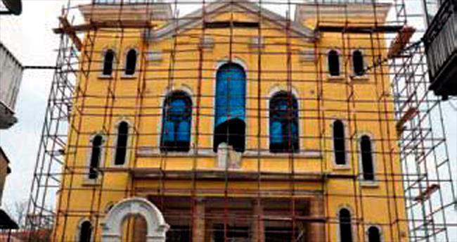 Büyük Sinagog 26 Mart'ta açılıyor
