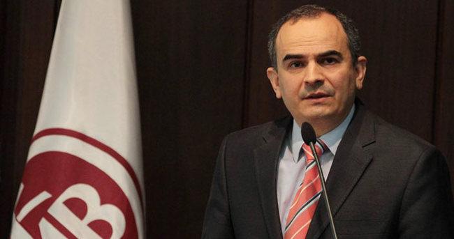 Başbakan Davutoğlu Merkez Bankası başkanıyla görüştü