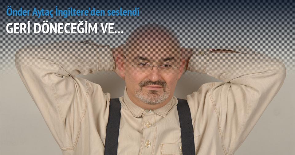 Önder Aytaç Polis Akademisi'ne başkan olacak!