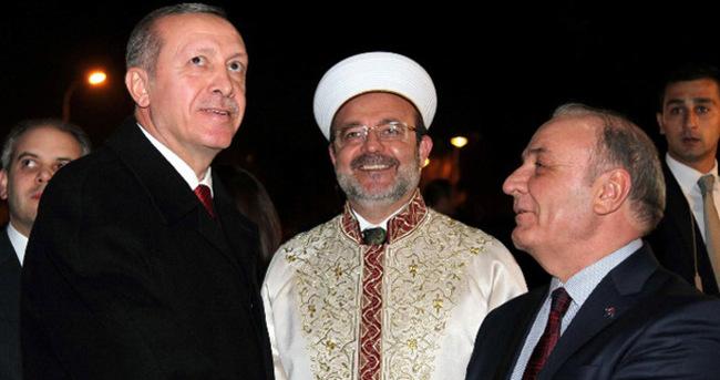 Erdoğan'dan övgü dolu sözler
