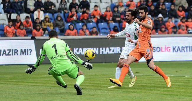 Başakşehir'den gol çıkmadı
