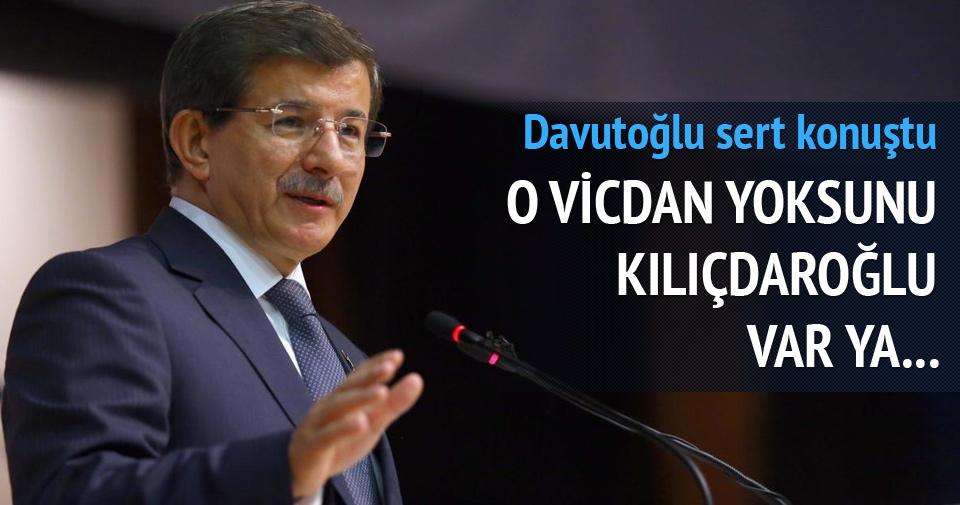 Başbakan Davutoğlu Mardin'de konuştu