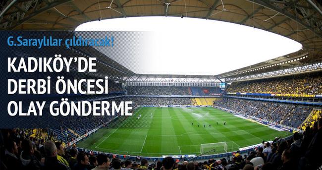 Galatasaray'a Emel Sayın şarkısıyla gönderme!