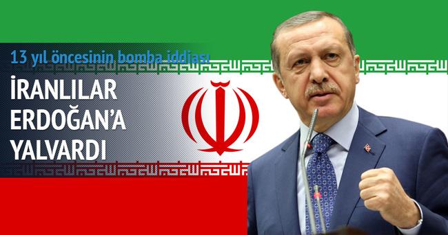 'İran Recep Tayyip Erdoğan'a yalvardı!'