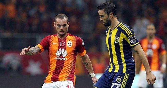 Fenerbahçe Galatasaray maçında sakatlık